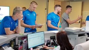 На сборах в Сербии запланировано проведение пяти контрольных матчей. Первая игра состоится 22 июня.