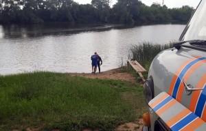 В Волжском районе мужчина утонул от переохлаждения