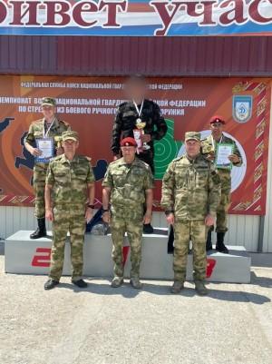 Сотрудник специального подразделения из Самары стал победителем престижнейшего военного турнира России