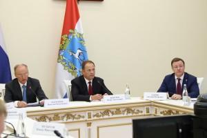 Во время рабочей поездки в регион Николай Патрушев провел в Самаре совещание по вопросам экологической безопасности.
