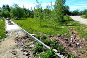 Нацпроект «Жилье и городская среда» позволяет придать новый вид общественным и дворовым территориям.