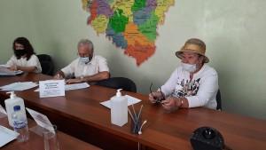 В Самарской области специалисты аппарата УПЧ провели целевой прием по социальным вопросам