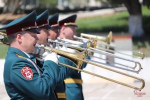 В Тольятти начался смотр-конкурс военных оркестров Приволжского округа Росгвардии