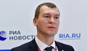 Хабаровское отделение ЛДПР выдвинуло Дегтярева на выборы губернатора.