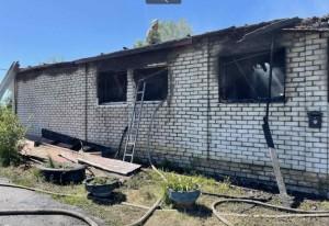 К ликвидации пожара привлечены 58 человек, 18 едиництехники.