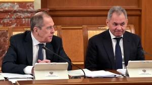 Путин отметил, что в списке должны быть как политические тяжеловесы, так и люди относительно новые.