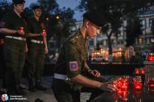 На самарской набережной зажгут свечи Памяти