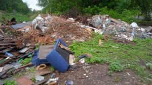 ЭкоСтройРесурс вывез 148 тонн отходов после ликвидации гаражного массива в Кировском районе Самары