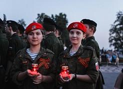 В день памяти и скорби, 22 июня с 21.00 до 22.30 на3-ей очереди набережнойВолгизажгут «Свечипамяти».