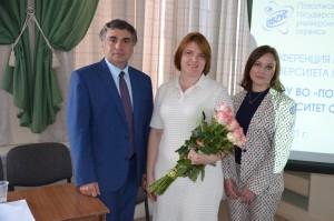 Коллектив ПВГУС избрал Любовь Выборнову на пост ректора