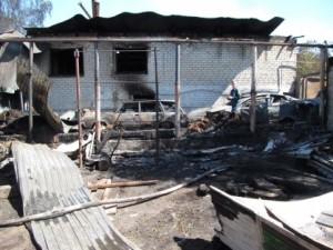 В Сызрани ведется проверка гибели двух женщин на пожаре