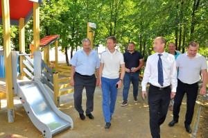 В Самарской области партия подключилась к контролю за объектами, которые приводят в порядок в рамках нацпроекта «Жилье и городская среда».