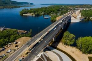 Движение по старому мосту через реку Сок в Самаре откроют в августе 2021 года