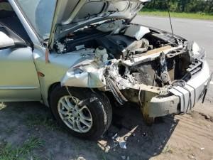 Две девочки пострадали в ДТП в Сызранском районе