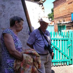 Внук писателя Виталия Бианки приехал в Самару, чтобы найти дом бабушки