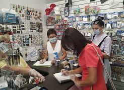 В ходе мониторинга, прошедшего 23 июня, нарушений среди представителей торгового бизнеса и объектов общепита не выявлено.