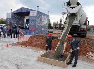 В новом здании ОКБ будут организованы рабочие места для 500 инженеров-конструкторов.