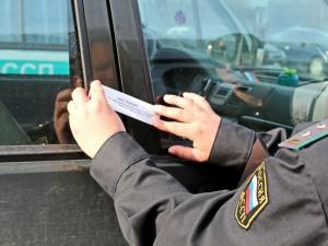 Как только судебные приставы арестовали автомобиль гражданки Б., она сразу же заплатила за холодную воду.