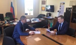 Вопросы цифровой трансформации экономики и органов власти находятся на особом контроле Полномочного представителя Президента в ПФО Игоря Комарова.
