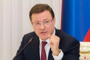 Губернатор принял участие в работе заседания Общественной палаты Самарской области.