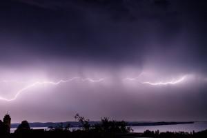Днем 28 июня местами по Самарской области ожидаются грозы