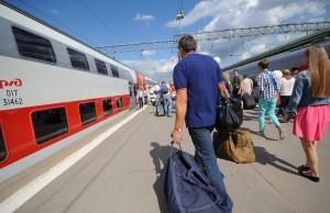 """Пассажиры КбшЖД могут отправиться в путешествие по спецтарифу в вагонах класса """"Люкс"""""""