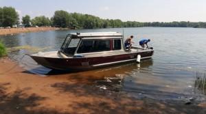 Жаркая погода и купание в необорудованных для отдыха местах в состоянии алкогольного опьянения является одной из причин трагических происшествий на воде.