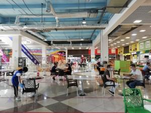 В одном из торговых центров проверили, как соблюдаются ограничения, установленные в Самарской области по профилактике COVID-19.