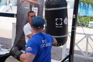 Мероприятие включает в себя турнир по боксу и чемпионат по силе и серии ударов.