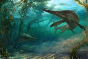 На окраине Сызраниобнаружиликрупный фрагмент динозавра Юрского периода