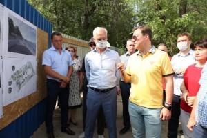 Дмитрий Азаров: «Мы должны сделать набережную, достойную Тольятти»