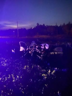 Трое погибли в ДТП на автодороге Самара-Оренбург – Герасимовка»