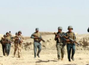 Таджикские пограничники пропустили афганских военных на свою территорию.
