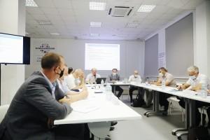 Представители городской администрации, эксперты, ученые высказали предложения по актуализации блока документа «Пространство».