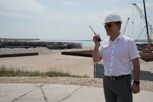 На сегодня мост - это самый крупный инфраструктурный проект государственно-частного партнёрства в стране.