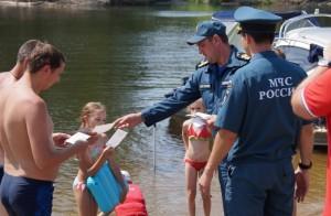 Купание в неустановленных местах пополняет статистику гибели людей на воде.