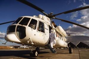 Всего в этом году 69 пациентов доставлены вертолетом в специализированные медучреждения региона.