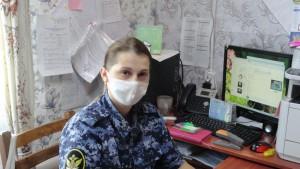 Им стала начальник психологической лаборатории женской исправительной колонии № 28 старший лейтенант внутренней службы Софья Сидорова.