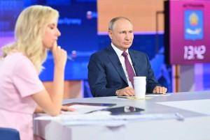 При этом президент отметил, что западные соцсети не всегда идут навстречу требованиям российских властей.