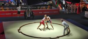 В составе сборной РФ выступали самарские спортсменки.