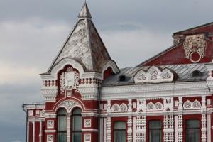 Самарский драмтеатр взяли под охрану