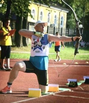 Спортсмен Самарской областизавоевал серебро.