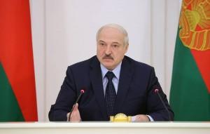 Лукашенкосообщил, что из этой страны в республику поступает большое количество оружия.