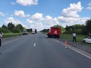 В результате ДТП погиб пассажир легкового автомобиля.