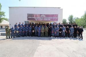 В Тольятти завершилось обучение сотрудников подразделений спецназначения Росгвардии