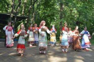 В Самарской области открылась вторая, фольклорная смена Всероссийского фестиваля «Благодатное лето. Жигули 2021»