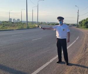 С пятницы по воскресенье в Самарской области выявлен 61 нетрезвый автомобилист.