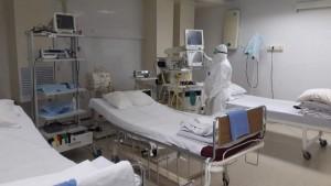 В Самарской области свободны 26,8% коек в больницах для пациентов с коронавирусом