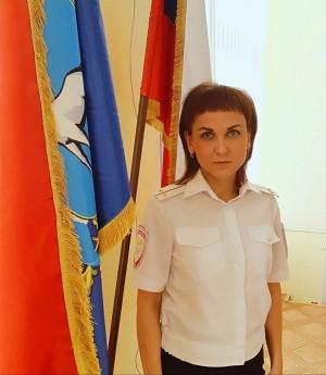 Сотрудница полиции в Самарской области спасла жизнь пешеходу