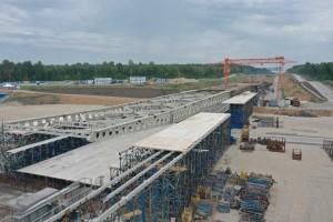 Строительство дороги в обход Тольятти: готовность уже 25%